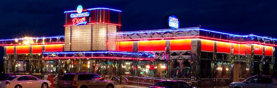Capital Diner, Harrisburg, PA
