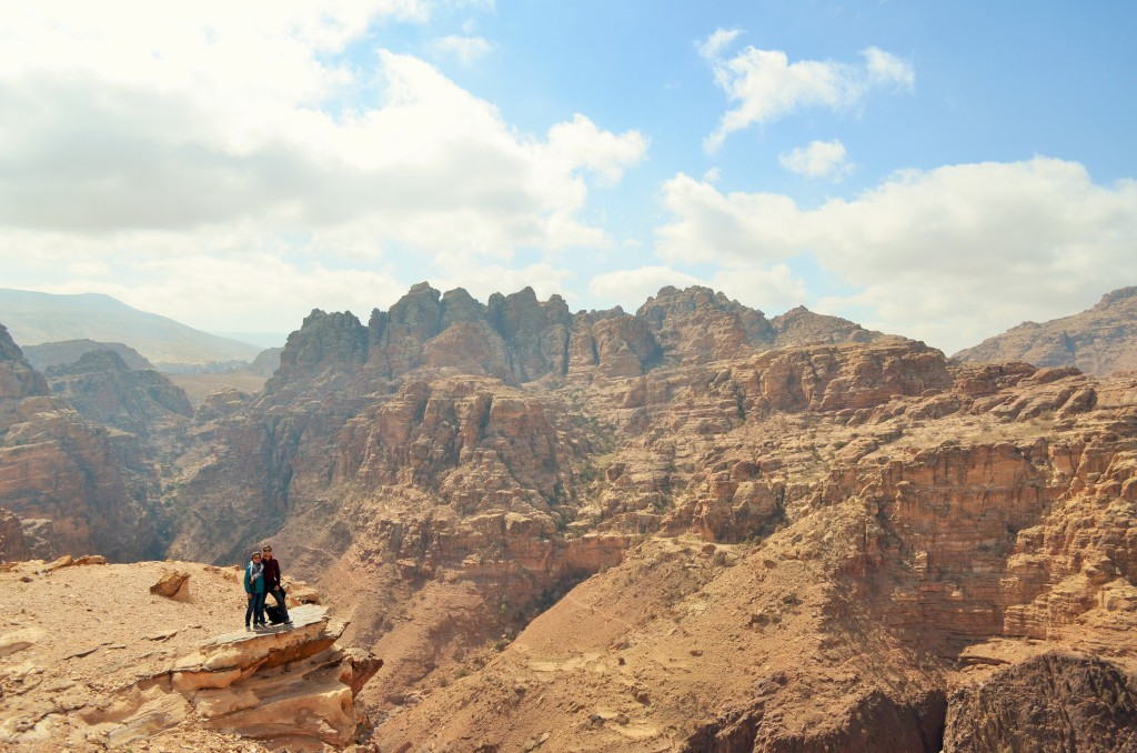 A further 20-minute trek from Ad Deir monastery brings you some fantastic views of the Petra Valley