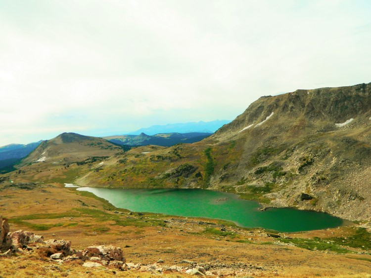 Lake Gardner, Beartooth Highway, Montana